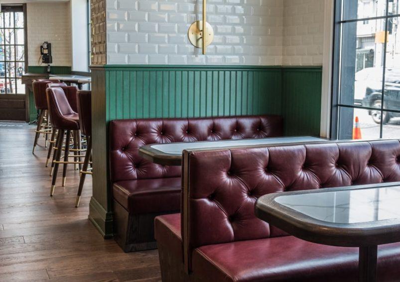 toronto restaurants the commoner roncesvalles pub booth 803x0 c default